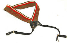 Firm Strap Zenit Brown / Red/ White Very Good