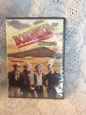 Bonanza - Volume 4 (DVD, 2006) 2 Episodes Blood On The Land Dark Star TV Classic