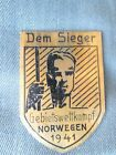 """Norwegen 1941 - """"Dem Sieger"""" - """"Gebietswettkampf Norwegen 1941"""""""