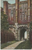 Thornton Abbey Vintage  Postcard Lincolnshire - United Kingdom