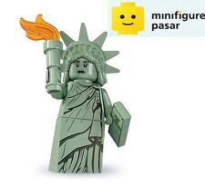 Lego 8827 Collectible Minifigure Series 6: No 04 - Lady Liberty - New
