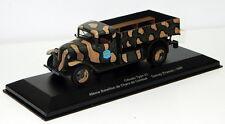 Military Trucks 1/43 - Citroen T ype 23 - 49th Batallion - Tannay - 1940
