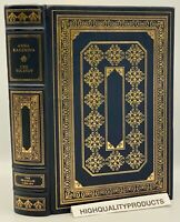 Franklin Library ANNA KARENINA Collector's LIMITED VINTAGE Edition FULL LEATHER!