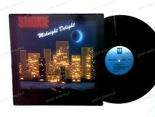 Smokie - Midnight Delight GER LP 1982 Ultrarare German-Only N.Mint Vinyl /5