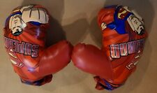 Sparring Boxing gloves for Kids with Superman Logo