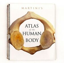 Martini's Atlas of the Human Body, Softcover, Spiral-Bound, 2009