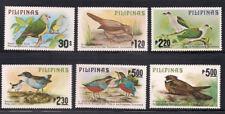 Philippine  1979  Sc #1392-97  Birds  MNH  (2-2507)