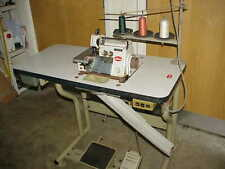 SERVICED BROTHER 3 THREAD OVERLOCKER INDUSTRIAL SEWING MACHINE