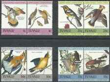 Timbres Oiseaux Tuvalu 291/8 ** lot 28030
