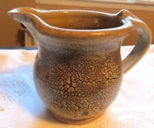 VOLCANIC ASH Old Farmhouse Studio Pottery DAVID HENDLEY Creamer Pitcher DP