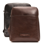 Borsa Borsello THE BRIDGE Tracolla Regolabile Shoulder Bag pelle leather made in
