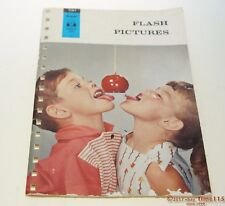 Free shipping Flash Pictures: 1962, Kodak Data Book No. C-2, Fourth Edition