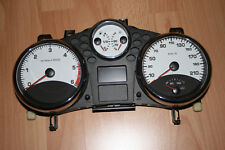 A2C53190342  9882904980  Siemens  VDO Kombiinstrument Tacho  Peugeot 207