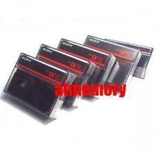 5x Sony DV60 DV 60 Mini DV Tape Cassette DVM60 Brand New Made in Japan 5pcs