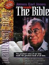 James Earl Jones Reads the Bible (1999) 16 Cassettes New Testament