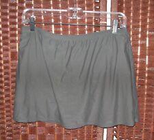 Christina swim skirt 12 womens swimsuit bottom skort