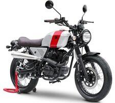 ROMET SCMB 125 SCRAMBLER, 125ccm 4-Takt Motorrad, EURO 4, BRANDNEU