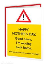 fête des mères Carte de vœux maman Humour Comédie Fantaisie coquin blague
