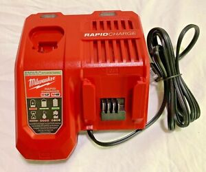 Milwaukee M18 Rapid Charger 48-59-1808 New From Kit 100% GENUINE M18/M12 New