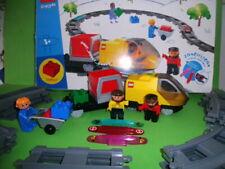 Lego Duplo Eisenbahn Intelli,3335,Lok mit Neuen Messingzahnrad,Ovp,Set Komplett