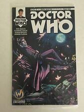 Doctor Who Year Two #13 Comic Con Box Exclusive Variant Cover NM
