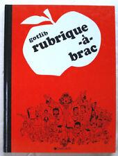 Rubrique-à-brac GOTLIB éd Dargaud rééd