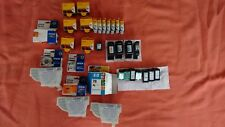 Assortment of 36 empty ink cartridges low start no reserve