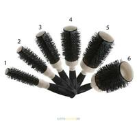 Roll Brush Round Hair Comb Wavy Curly Styling Care Curling Salon Styling Tools