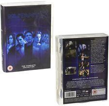 MUTANT X 1-3 (2001-2004) COMPLETE Sci-Fi TV Season Series - NEW Reg Free DVD Set