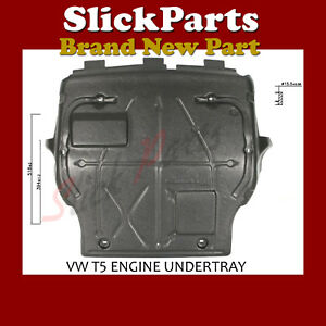 VW TRANSPORTER T5 MULTIVAN UNDER ENGINE COVER UNDERTRAY SHEILD *NEW*