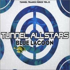 Tunnel Allstars Blue Lagoon (2000) [Maxi-CD]