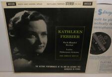 SXL 2234 Bach And Handel Arias Kathleen Ferrier London Philharmonic Boult ED1WBG
