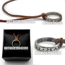 Uncharted 3 Drake's Deception Sir Francis Ring Necklace Pendant in Gift Box New