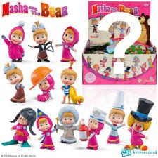 SIMBA Masha and The Bear, Collectible Figurine, Doll, 1 of 12. Cartoon Character