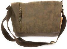 Tasche Umhängetasche Schultertasche Harold's Messengerbag Business braun Ta8044*
