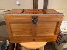 Wooden Supply/Shooters Box