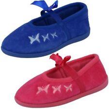 Calzado de niña sin marca color principal azul