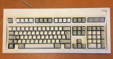 Tastiera Keyboard Meccanica IBM 1392380 Vintage Qwerty 1988 RARA