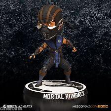 Mezco Toys mortal Kombat X Subzero HK Headknocker