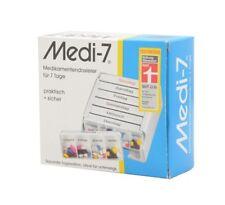 Medi 7 Medikamentendos.f.7 Tage weiß 1st PZN 03812431