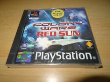 Colony Wars - Red Sun PS1 PlayStation 1  NEW & SEALED pal version
