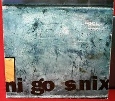 "SPEEDY J - NI GO SNIX - 1997 12NOMU53 NOVAMUTE RECORDS 12"" SINGLE VINYL RECORDS"