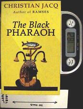The Black Pharaoh - PB by Christian Jacq