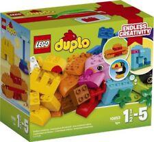 Minifiguras de LEGO duplos caja