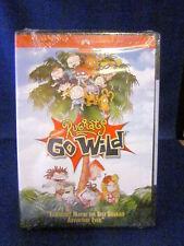 Nickelodeon Rugrats Go Wild DVD Sealed