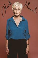ACTRESS: SHEILA HANCOCK SIGNED 6x4 PHOTO+COA *DOCTOR WHO* *CARRY ON CLEO*