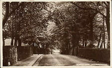 Skelmanthorpe near Huddersfield. Busker Lane by Tuck in Skelmanthorpe set.