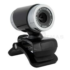USB 50MP HD Webcam Web Cam Camera with MIC for Computer PC Laptop Desktop Black