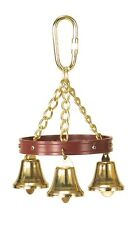 Prevue Hendryx Birdie Decor Wagon Wheel Chandelier Small or Medium Bird Toy