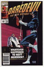 DAREDEVIL #288,289 & 290 + 294 Marvel Comics AUS PRICE VARIANTS Kingpin Bullseye